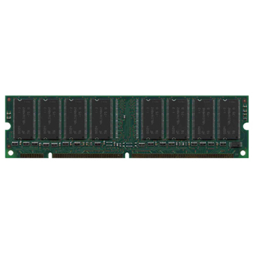 Major/Gigaram GR128U8S168-75-ZP02 128MB 168p PC133 CL3 8c 16x8 SDRAM DIMM T018 PCB-KO-9026