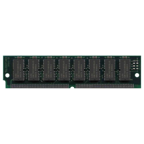 Kingston KTD-OPGL/32 16MB 72p 60ns 8c 4x4 2K EDO SIMM RFB KTD-OPGL/32 1/2