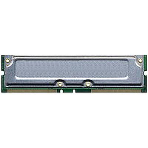Kingston KVR1066X16-8/256 256MB 184p PC1066-32 8d nonECC RDRAM RIMM-RFB Korea