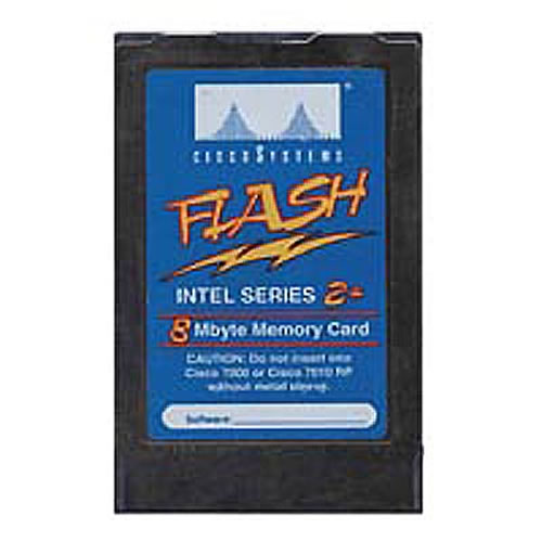 Gigaram  8MB PCMCIA Linear Series 2+ Flash Card