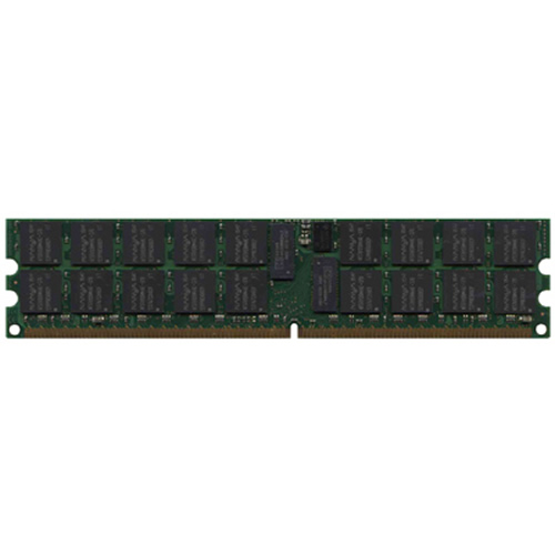 Crucial CM75DD2048R-400/E AKW 2GB 240p PC2-3200 CL3 36c 128x4 Registered ECC DDR2-400 DIMM T008 (dua