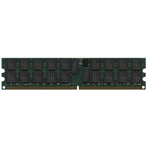 2GB 240p PC2-3200 CL3 36c 128x4 DDR2-400 2Rx4 1.8V ECC RDIMM (dual-rank) VLP