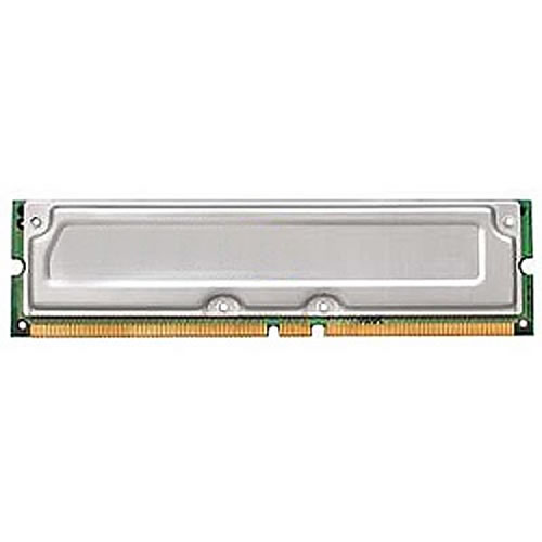 Gigaram MR18R0824AN1-CK8 64MB 184p PC800-45 4d ECC RDRAM RIMM
