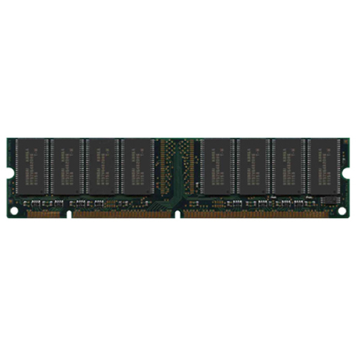 Major/3rd MT128U16S88-75-ZPXX ALT 128MB 168p PC133 CL3 16c 8x8 SDRAM DIMM T018 RFB