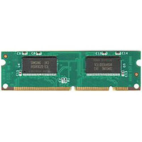 Gigaram  32MB 100p PC100 CL2 4c 4x16 SDRAM 3.3V SODIMM Cisco MEM2650-32D