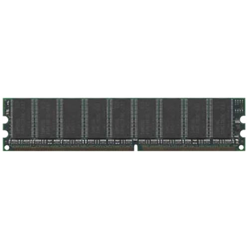 Gigaram GR1GU18D648-27-MP8P 1GB 184p PC2700 CL2.5 18c 64x8 DDR333 2Rx8 2.5V ECC UDIMM