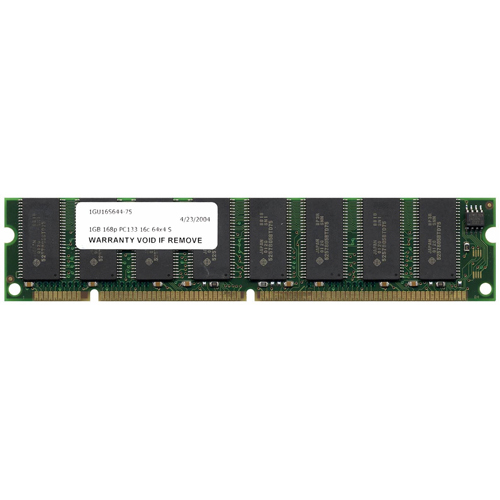 AMR AFM 1GB 168p PC133 CL3 32c 64x4 SDRAM DIMM