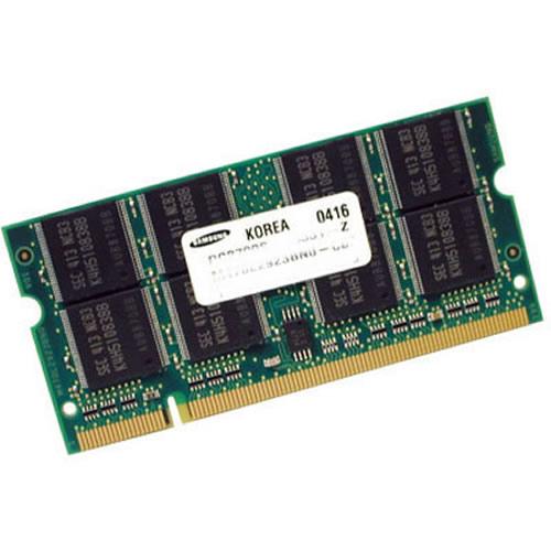 512MB 200p PC2100 CL2.5 16c 32x8 DDR SODIMM T005 Samsung