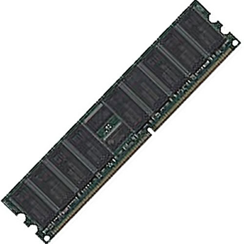 IBM 39M5799-SAM 512MB 184p PC3200 CL3 18c 64x4 Registered ECC DDR DIMM, 1/2 of 39M5800-RFB
