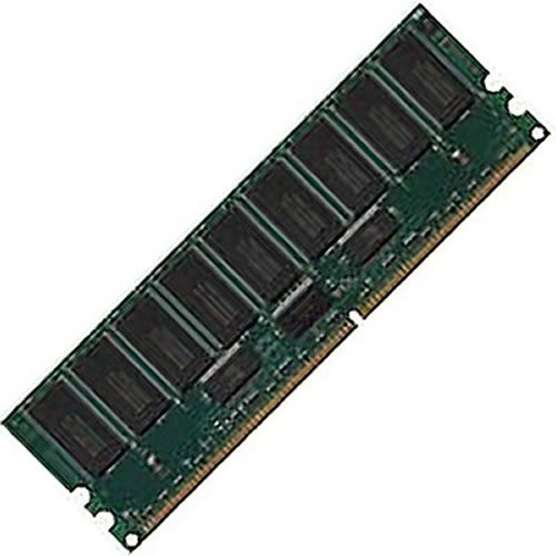 Gigaram  512MB 184p PC1600 CL2.5 18c 64x4 Registered ECC DDR DIMM