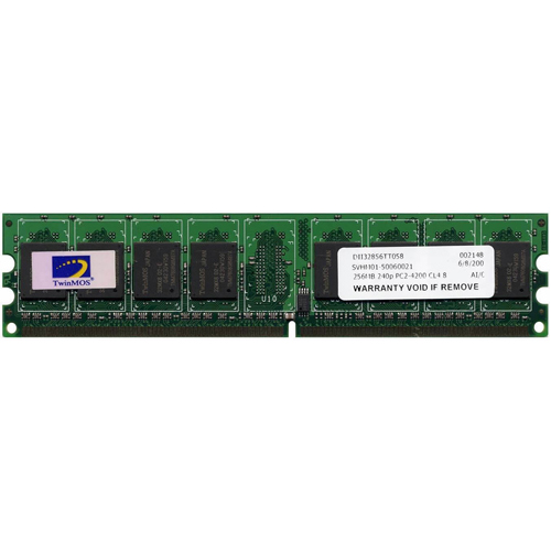 ARFAIB 256MB 240p PC2-4200 CL4 8c