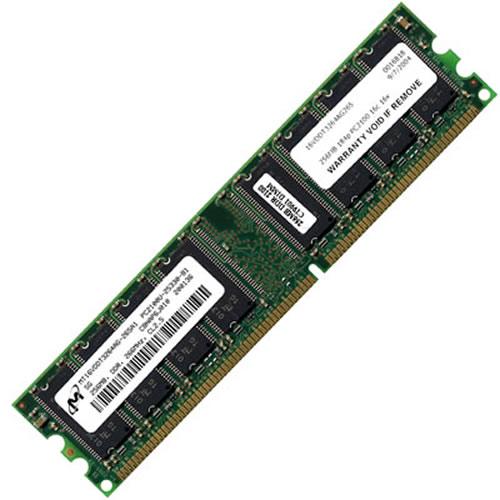 1GB 184p PC2100 CL2 16c 64x8 DDR DIMM T001