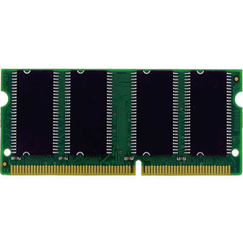 256MB 144p PC133 CL2 8c 16x16 SDRAM SODIMM