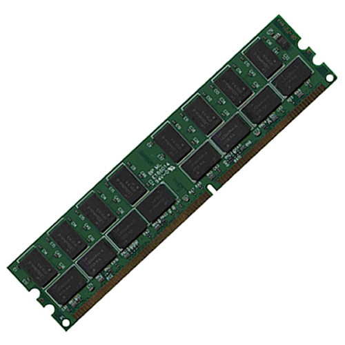 Gigaram GR1GU32D644-21-MP01 ASQ 1GB 184p PC2100 CL2.5 32c 64x4 DDR DIMM-RFB