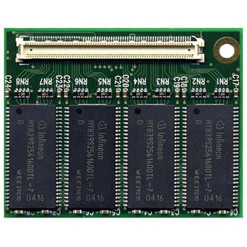256MB 144p PC133 CL3 8c 16x16 SDRAM Module, PA3158U-1M25, PA3158U-K25