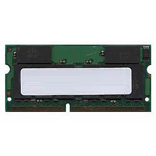 Gigaram  256MB 144p PC100 CL2 16c 16x8 SDRAM SODIMM T017 Micron Only not for Toshiba
