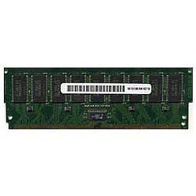 Gigaram  128MB 200p 60ns 18c 8x8 8K Buffered ECC FPM DIMM Barcoded 501-3136 (1/2 X7004A)