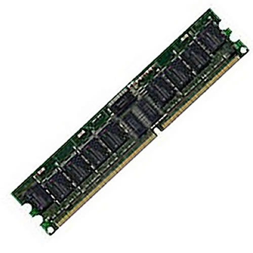 Gigaram  512MB 184p PC2700 CL2.5 9c 64x8 Registered ECC DDR DIMM Micron