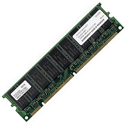 Gigaram BEL 256MB 168p PC100 CL3 16c 1