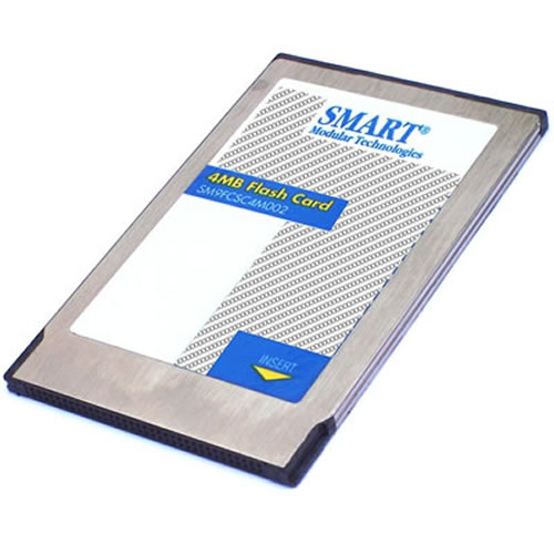 BGM 4MB PCMCIA Linear Series 2