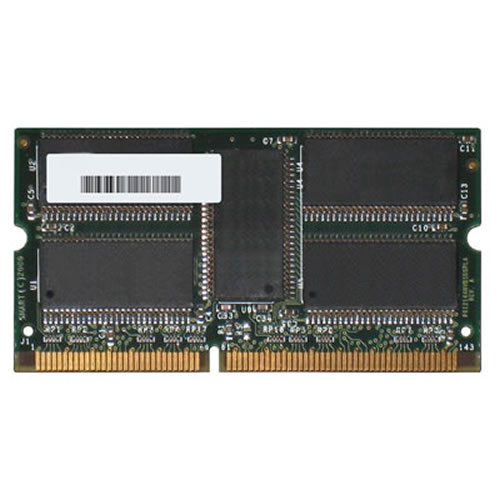 256MB 144p PC133 9c 32x8 ECC SDRAM SODIMM DFC/OSM