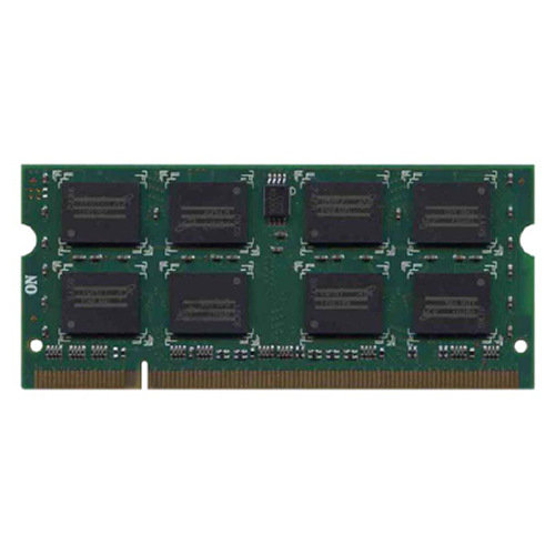 Qimonda/Kingston KTD-INSP6000C/2G 2GB 200p PC2-6400 CL6 16c 128x8 DDR2-800 2Rx8 1.8V SODIMM   RFB