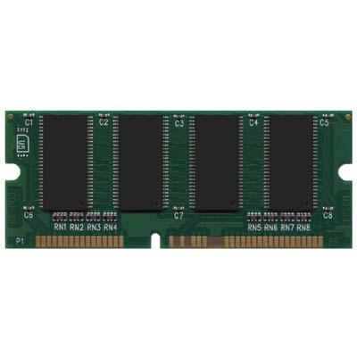 64MB 90p PC133 4c 8x16 SDRAM SODIMM EPSON EPL-L-6100, Aculaser 6100