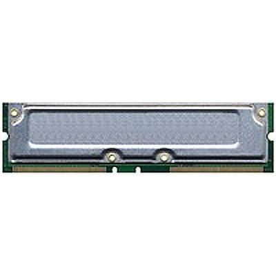 256MB 184p PC600-53 8d nonECC RDRAM RIMM