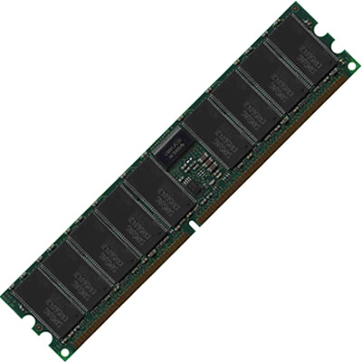 512MB 184p PC2100 CL2 18c 64x4 Registered ECC DDR DIMM Sun X5123A