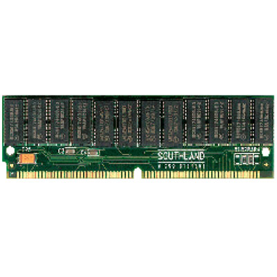 Gigaram  2MB 200p 70ns 18c NVRAM DIMM, Sparc 10 and 2