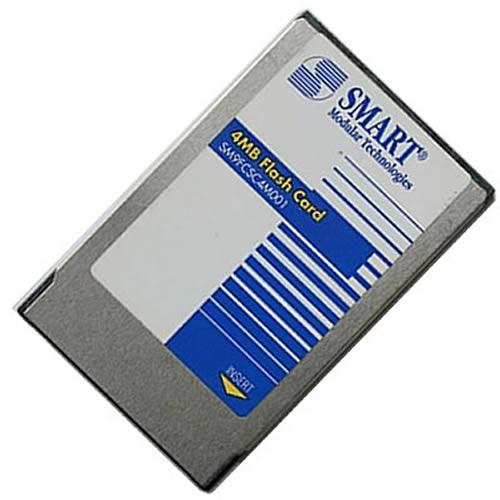 4MB 68p PCMCIA Linear Series 200 Flash Card MEM1600-4FC=