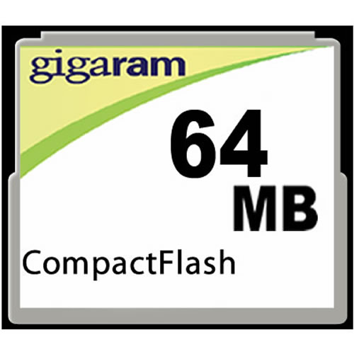 Smart SM9FLACF64M5 64MB 50p CF CompactFlash card Smart