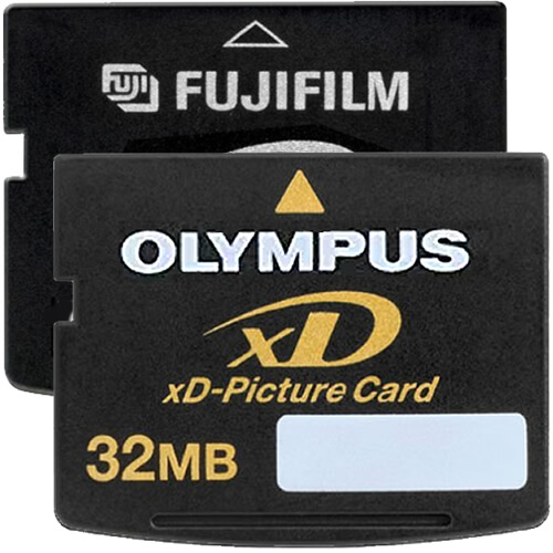 Gigaram  32MB xD Picture Card Type S