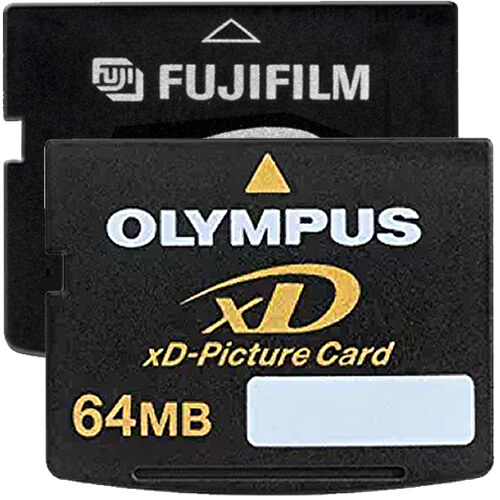 Gigaram BQC 64MB xD Picture Card Type