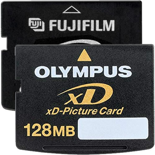 Gigaram BQD 128MB 18p xD Picture Card