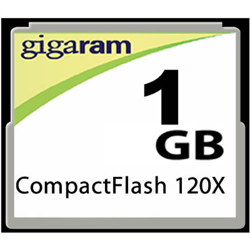 Transcend TS1GCF133 1GB 50p CF CompactFlash Card 133x Retail