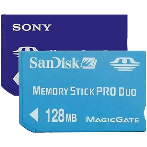 Gigaram BSE 128MB Memory Stick Pro Duo