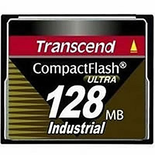 Gigaram BSZ 128MB CompactFlash Industrial Card