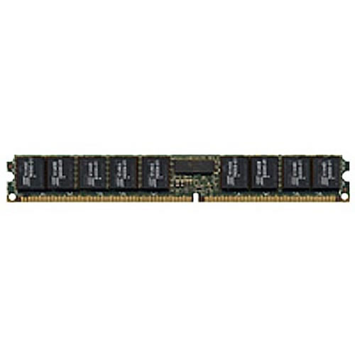 Gigaram  2GB 240p PC2-5300 CL5 18c/36c 128x4 Registered ECC DDR2-667 DIMM VLP