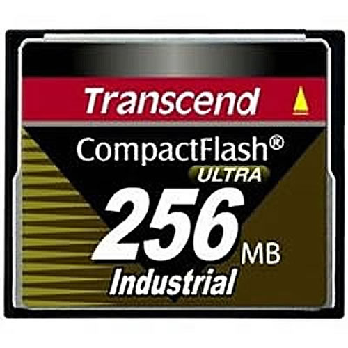 Gigaram BUV 256MB CompactFlash Industrial 100X