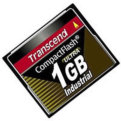 Transcend BUX 1GB CompactFlash 100x industrial