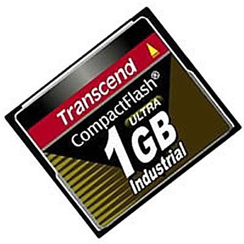 TS1GCF100I BUX 1GB 50p CompactFlash Card Industrial Grade