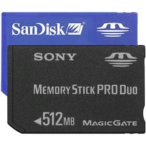 Gigaram BVH 512MB Memory Stick Pro Duo