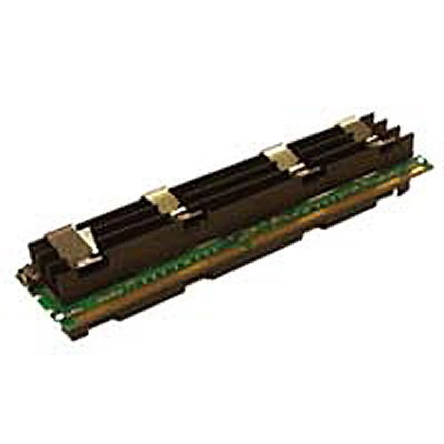 Apple/Netlist NLC257A21203FD-53SC2 BVS 2GB 240p PC2-5300 CL5 36c 128x4 Fully Buffered ECC DDR2-667 F