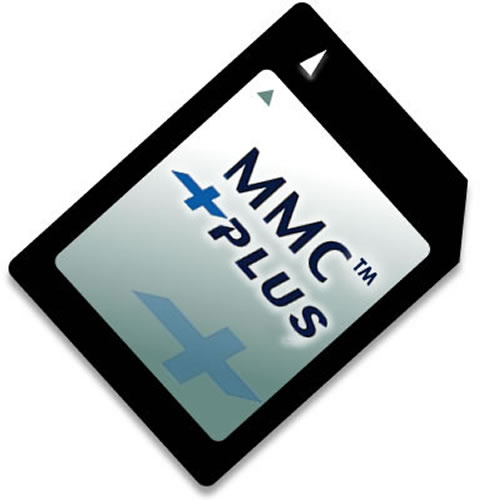 Kingston MC2GH256NMCU-PA 256MB MMC MultiMedia Plus Card