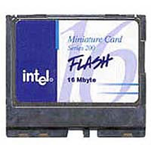 16MB Cisco Systems 1700 Router 3rd Party MiniFlash Card