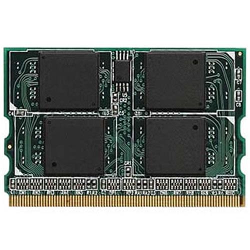 1GB 172p PC2-4200 CL4 8c 128x8 DDR2-533 microDIMM