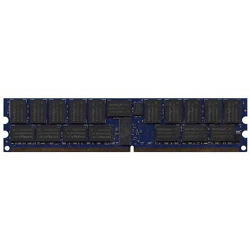 Kingston KTS5287K2/8G 2BWR 4GBx2 240p PC2-5300 CL5 36c 256x4 DDR2-667 2Rx4 ECC RDIMM