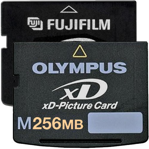 Gigaram  256MB 18p xD Picture Card Type M