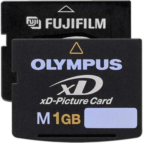 Toshiba XD1GM3 1GB 18p xD Picture Card Type M Bulk